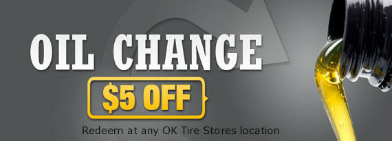 OK Tire Stores  Coupon Holland MI